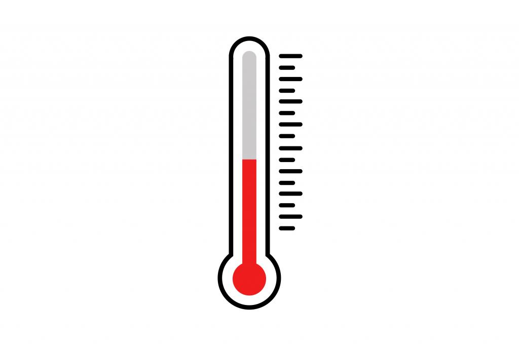 La différence de température est l'une des sources de corrosion.